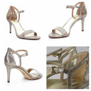 ❤️GORGEOUS MICHAEL Michael Kors glitter heels